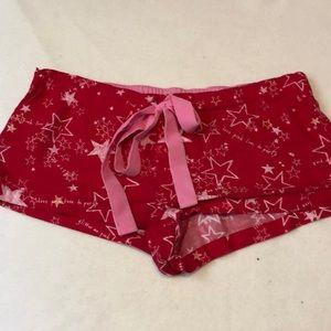 NWT VTG '07 VS Pink Sleep shorts